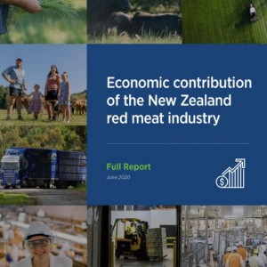 Economic Contribution of the NZ Red Meat Industry