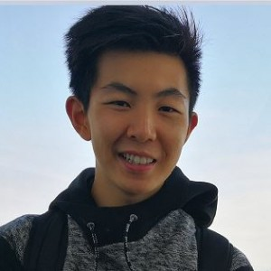 Thomas Sun - pursuing a career in food science